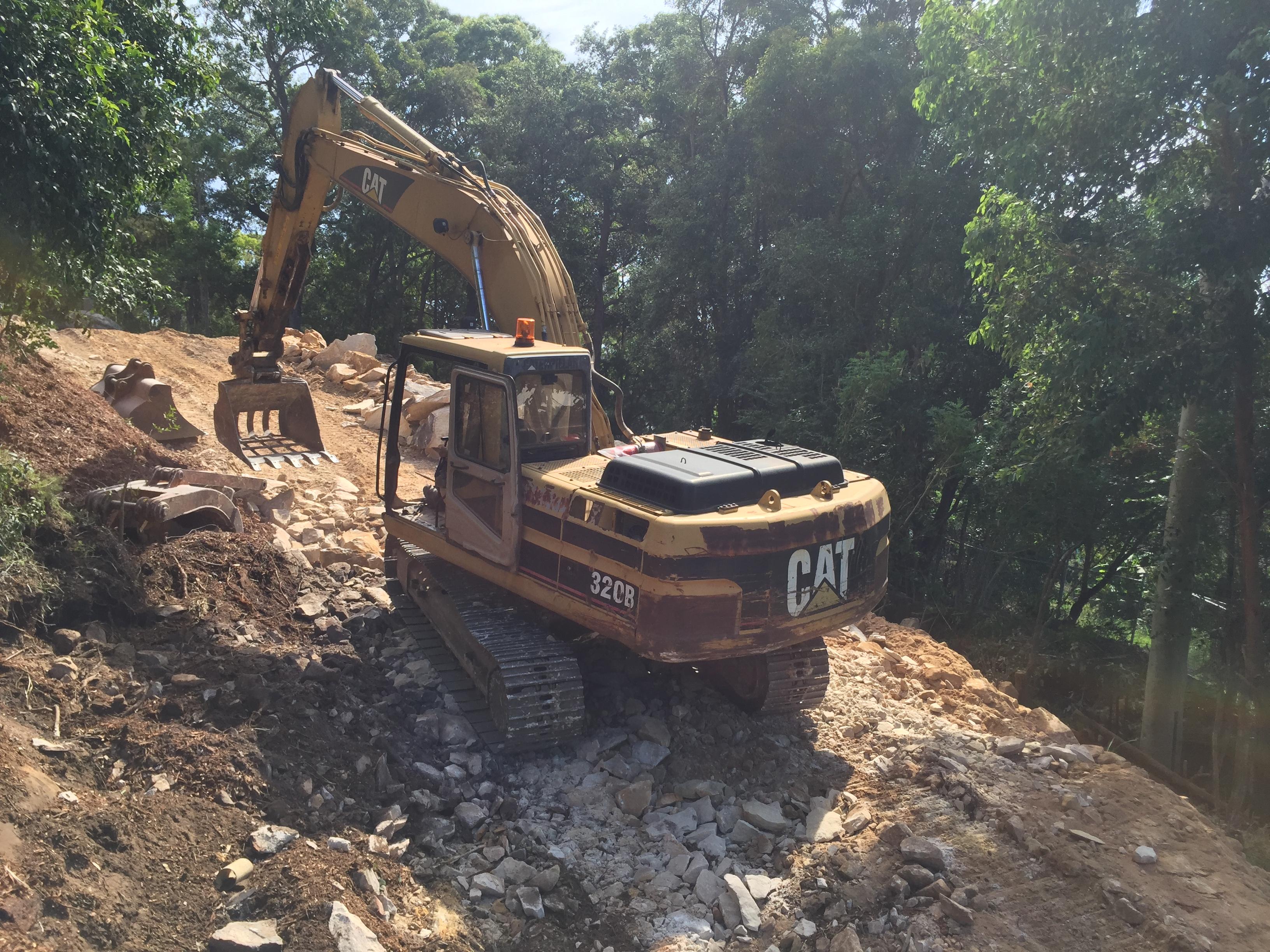 Earth excavation blueprint built blueprint built pty ltd earth excavation blueprint built malvernweather Images
