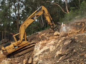 Earth Excavation Sydney