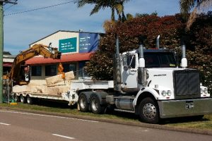 Low Loader hire Blueprint Built