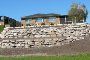Rock Wall - Rock Wall - Blueprint Built