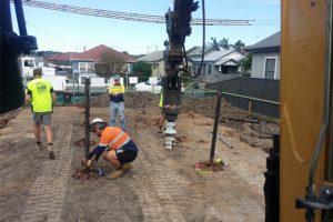screw piles - Blueprint Built