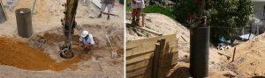 Bored Piling Sydney Blueprint Built