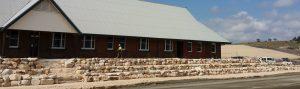 Rock Boulder Wall NSW - Blueprint Built